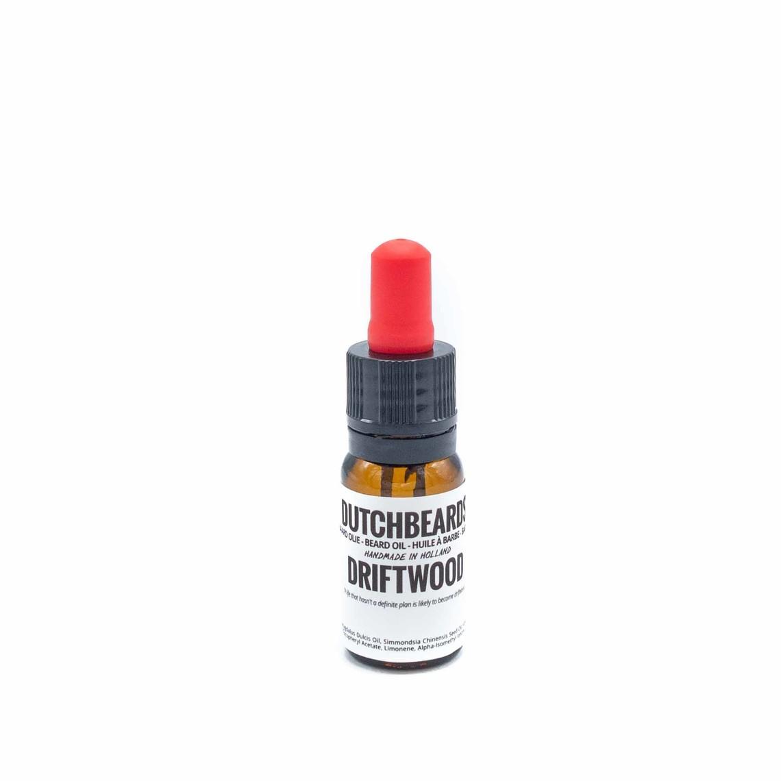 DutchBeards Driftwood aceite de la barba