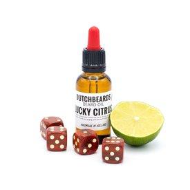 DutchBeards olej broda szczęście Citrus