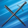 Windlass Steelcrafts Hand anderthalb Schwert Agincourt