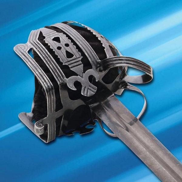Windlass Steelcrafts Culloden skotsk kurvhult sværd