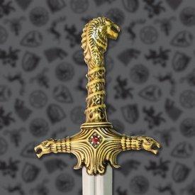 Windlass Steelcrafts Juego de Tronos LARP espada Oathkeeper, Jaime Lannister