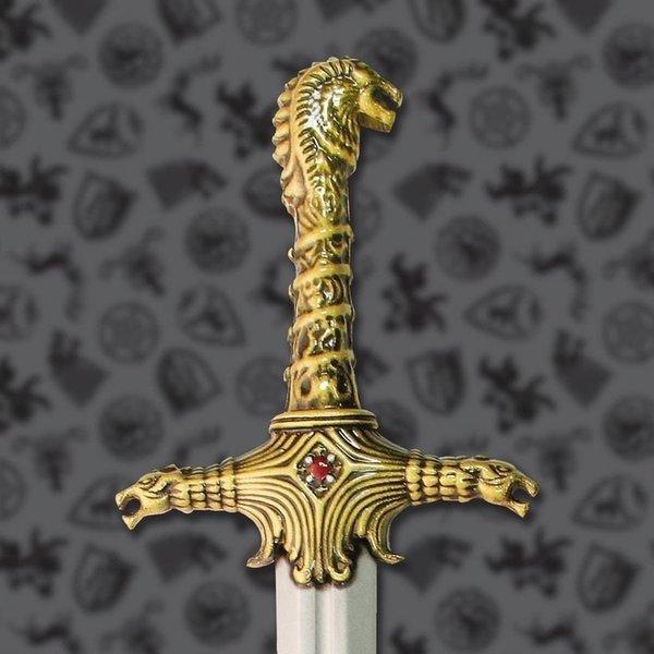 Windlass Game of Thrones LARP sword Oathkeeper, Jaime Lannister