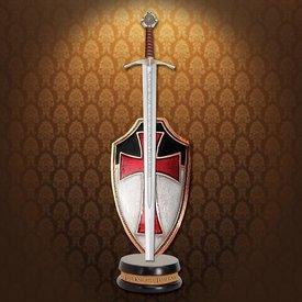 Windlass Briefopener zwaard Orde van de Tempeliers