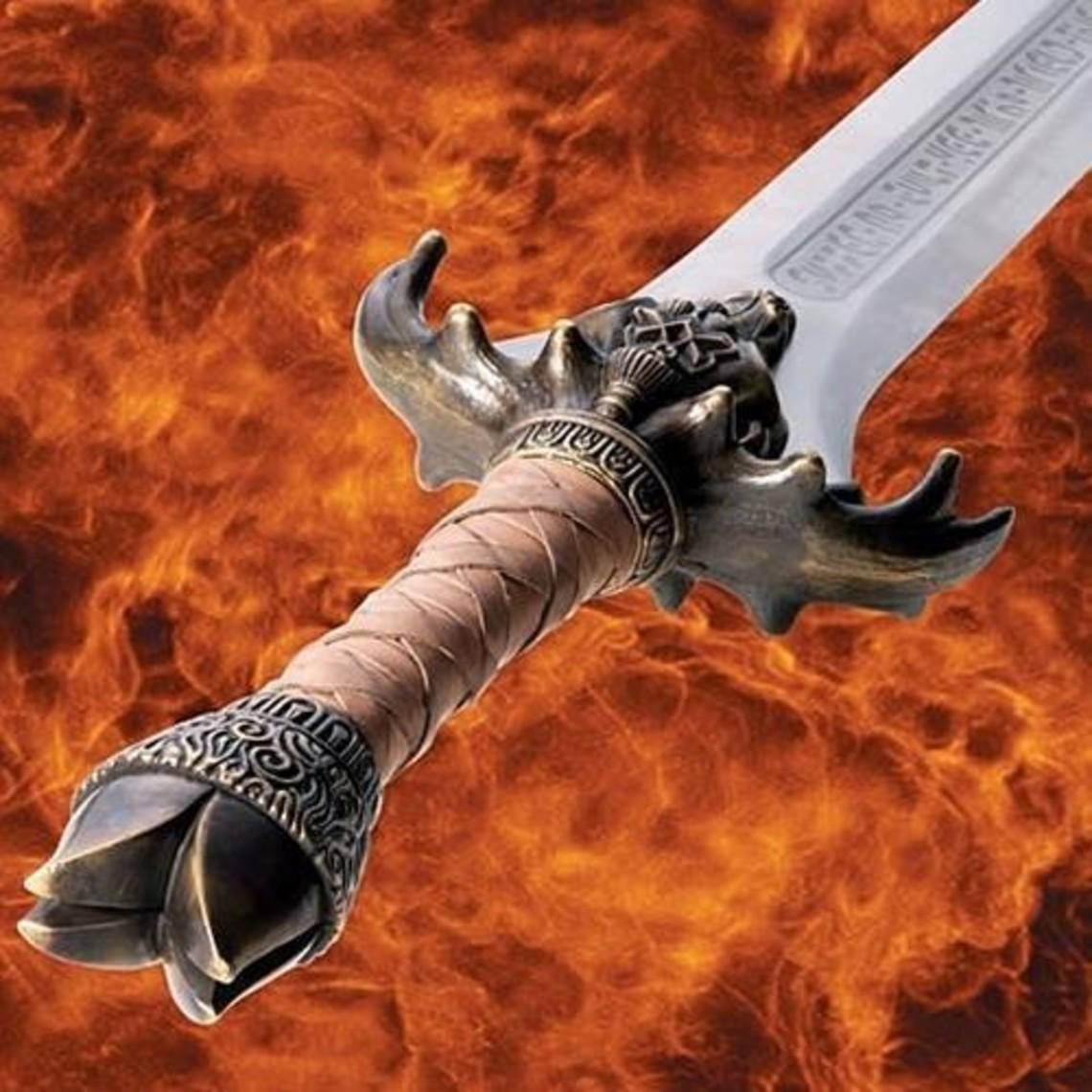 Windlass Steelcrafts Conan Barbarzyńca Ojciec miecz