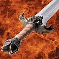 Windlass Steelcrafts Conan Barbarian Father sword
