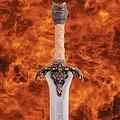 Windlass Steelcrafts Conan Bárbaro espada Padre