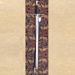 Średniowieczny miecz dwuręczny Carcassonne