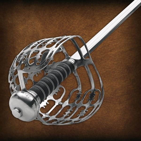 Windlass Steelcrafts Scottish Eglinton basket-fæstet sværd