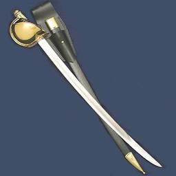 US Cutlass miecz wojny secesyjnej