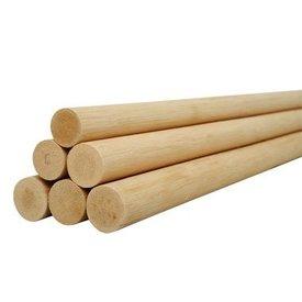 Manau wooden shaft short, 112,5 cm