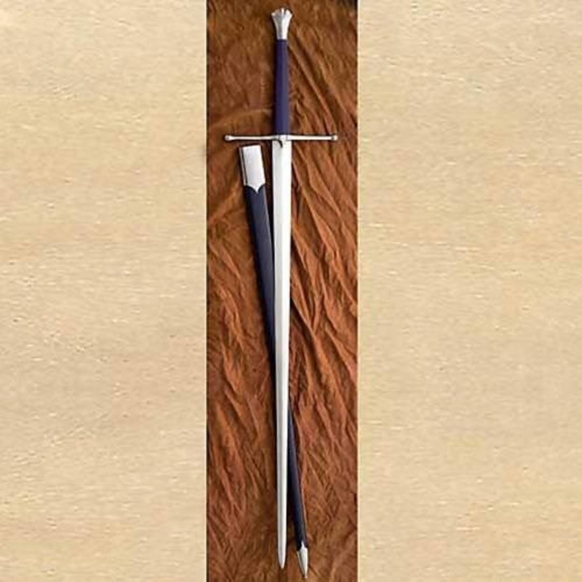 Windlass Steelcrafts espada medieval de la Armería Real a dos manos