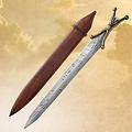 Windlass Steelcrafts Keltisch zwaard antieke afwerking