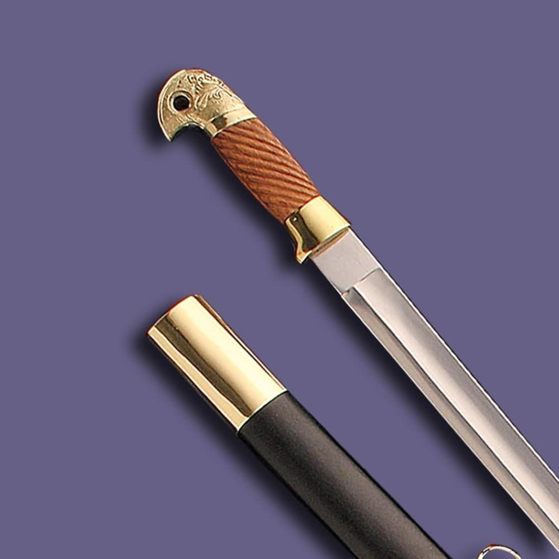 Windlass Steelcrafts Russe sabre shasqua