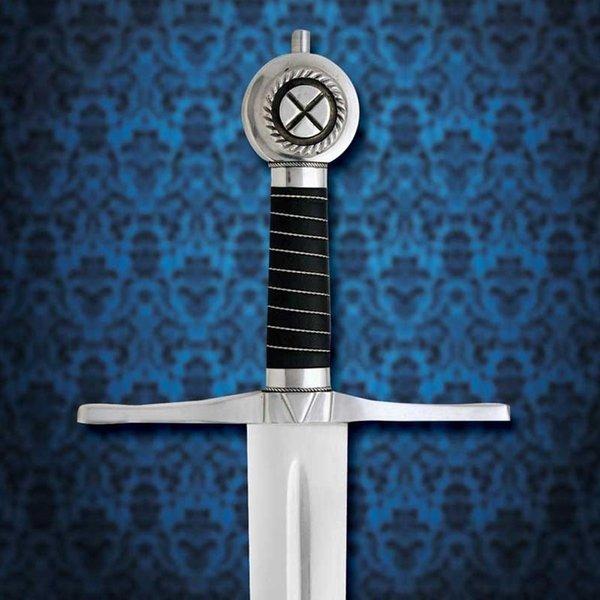 Windlass espada medieval Robert Bruce