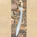 Windlass Steelcrafts Keltische Iberische falcata Hannibal