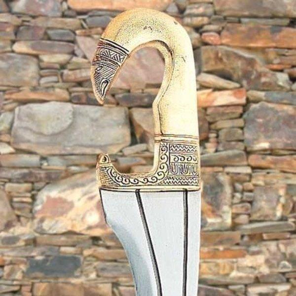 Windlass Celtique ibérique falcata Hannibal