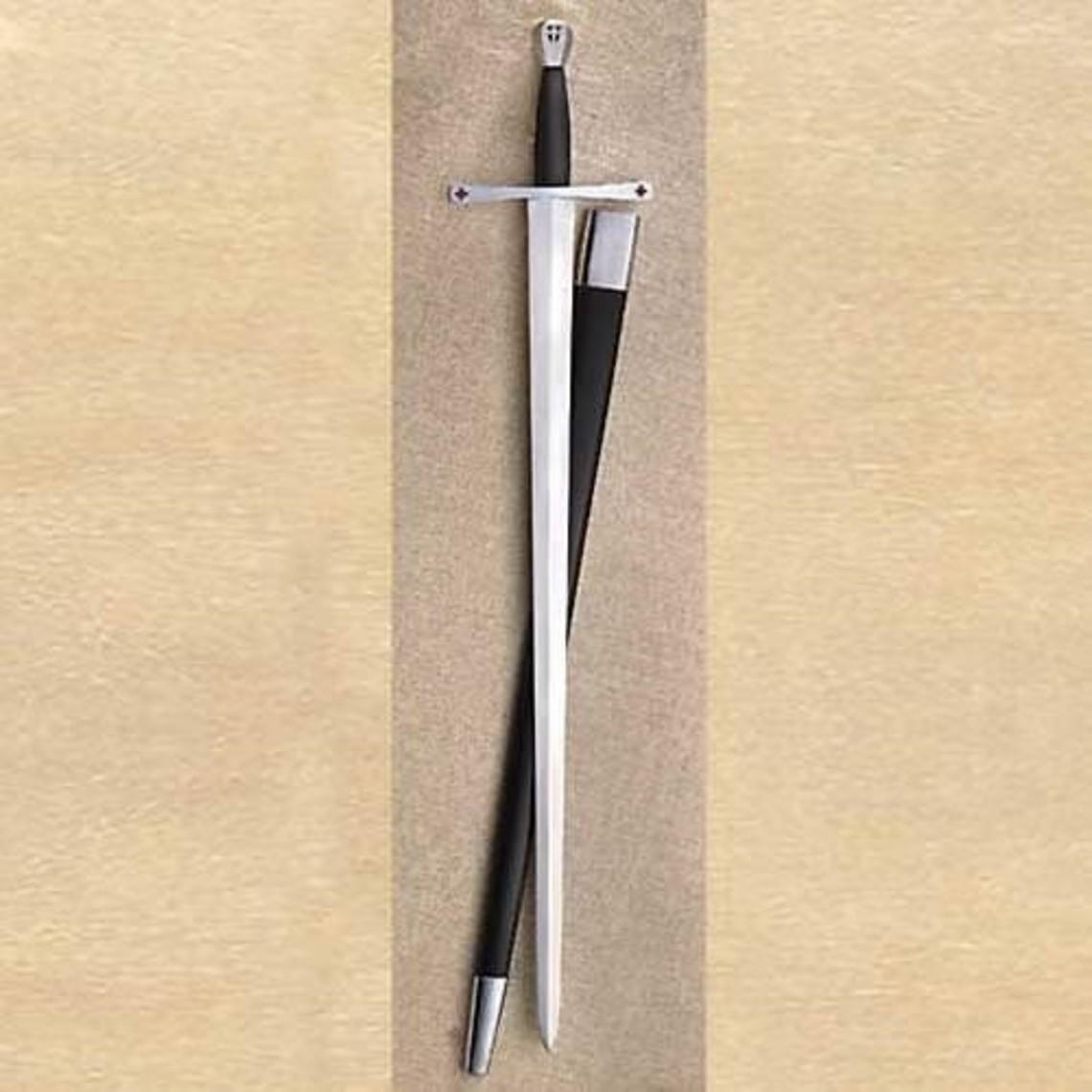 Windlass Steelcrafts Medievale Templare Spada Bernardo di Chiaravalle