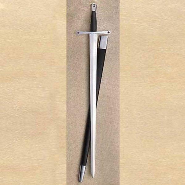 Windlass Middeleeuws Tempeliers zwaard Bernardus van Clairvaux