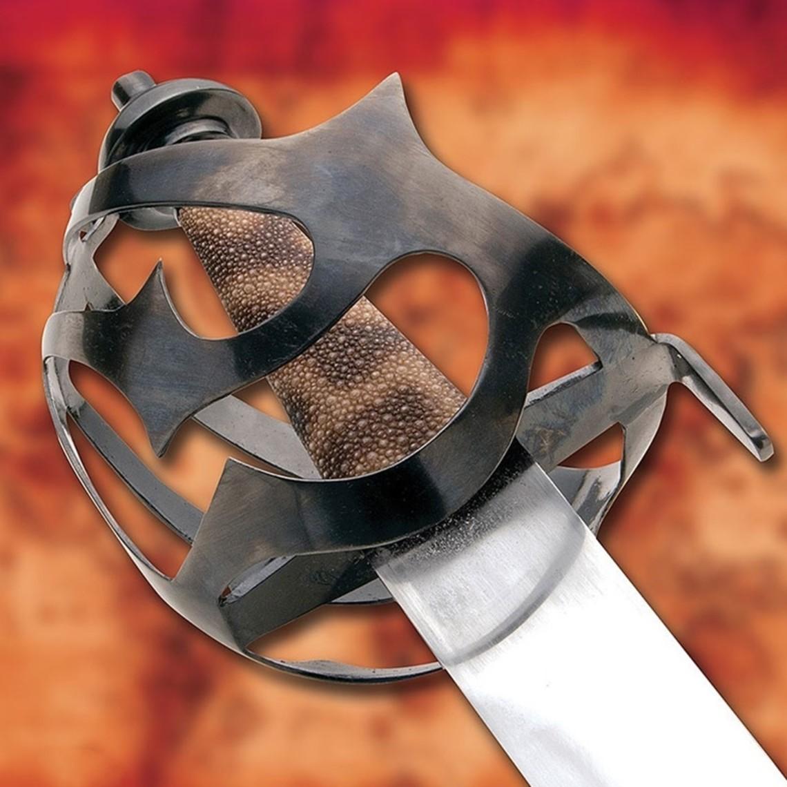Windlass Steelcrafts Cutlass pirat svärd Davy Jones