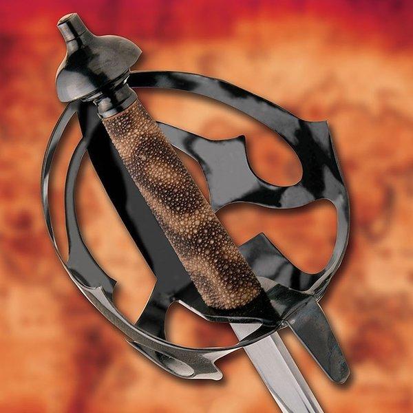 Windlass Cutlass espada del pirata Davy Jones