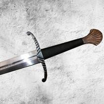 Windlass espada medieval 100 años de guerra Homildon Colina