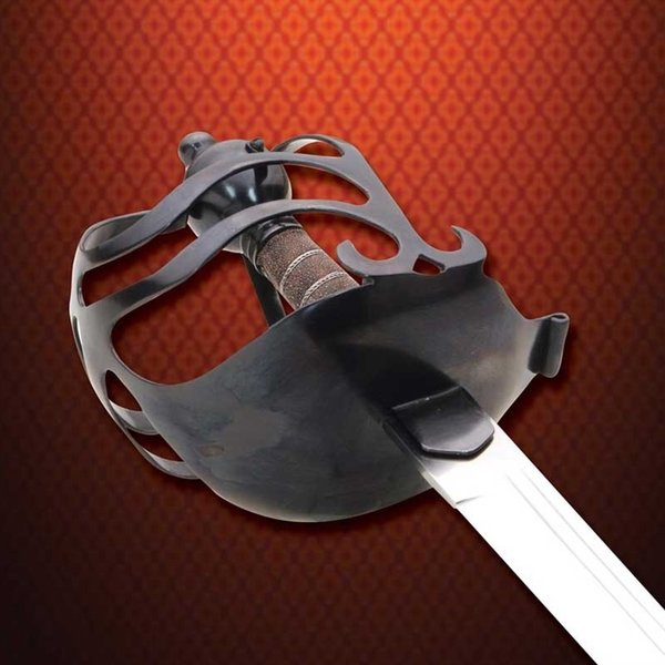 Windlass Cesta empuñadura de la espada mortuoria Inglés Guerra Civil