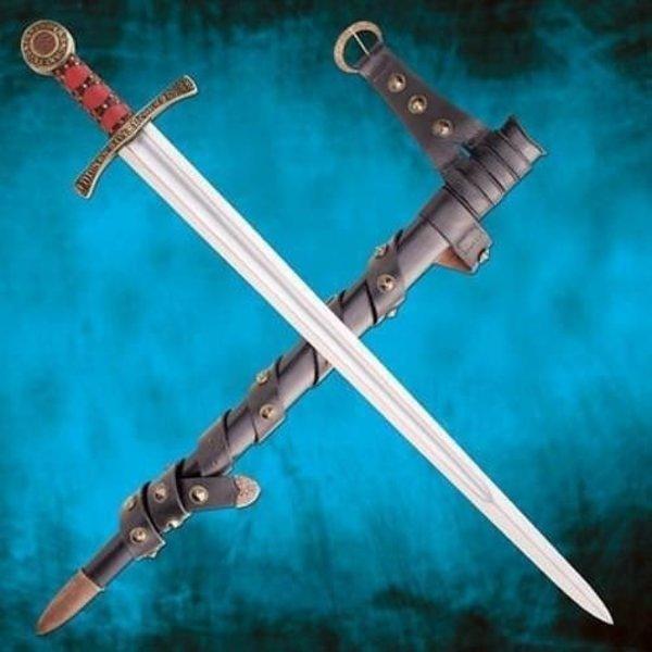 Windlass épée médiévale Madrid Oakeshott XII