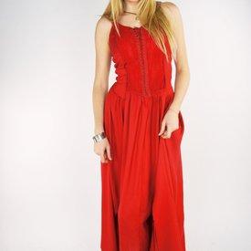 Leonardo Carbone Vestido Aibell, rojo