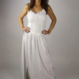Dress Aibell, white