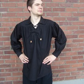 Hemd Arn, schwarz