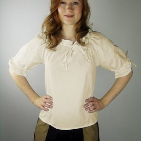 Hemd Rosamund, naturel