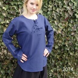 Blusa Sofía, azul