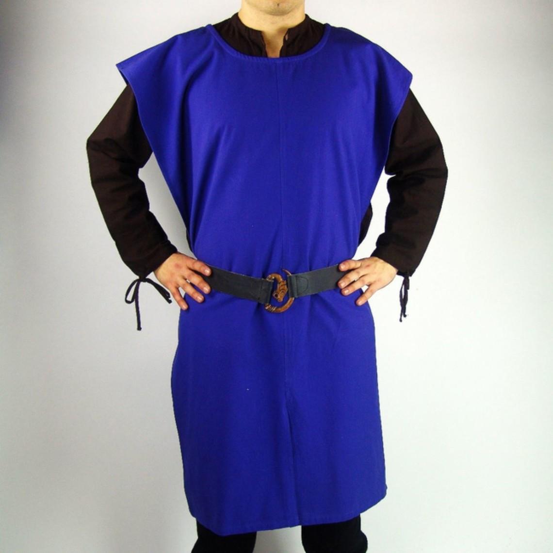 Leonardo Carbone Sobreveste hombres, azul