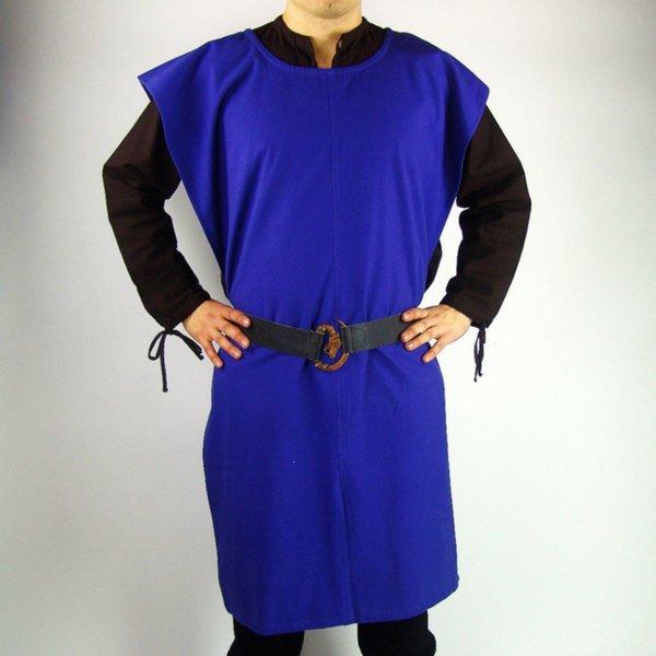 Leonardo Carbone Surcoat mænd, blå