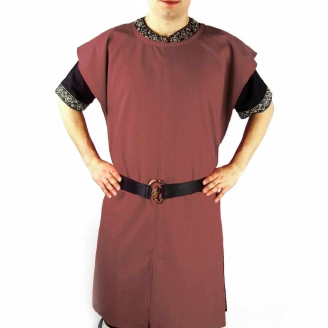 Leonardo Carbone Overkleed heren, donkerbruin
