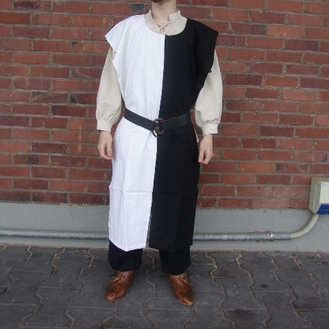 Leonardo Carbone Overkleed heren, zwart-wit
