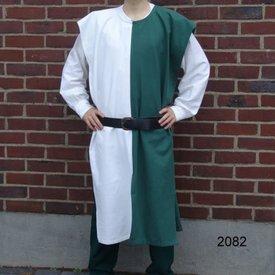 Leonardo Carbone Surcoat mænd, hvid-grøn
