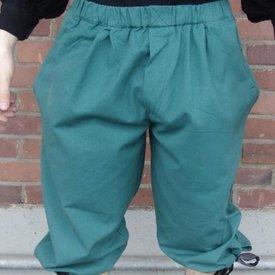 Leonardo Carbone Tre-kvart bukser, grøn