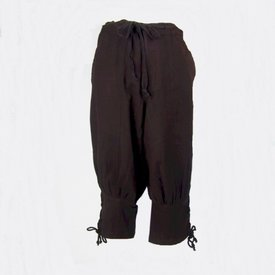 Pavia trousers, brown