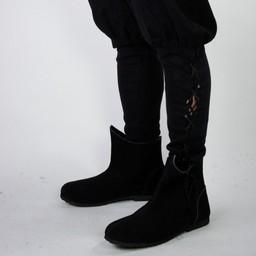 Pantaloni vichinghi Jorvik, nero