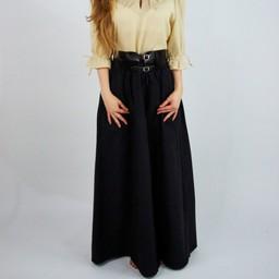 Skirt Inge, black