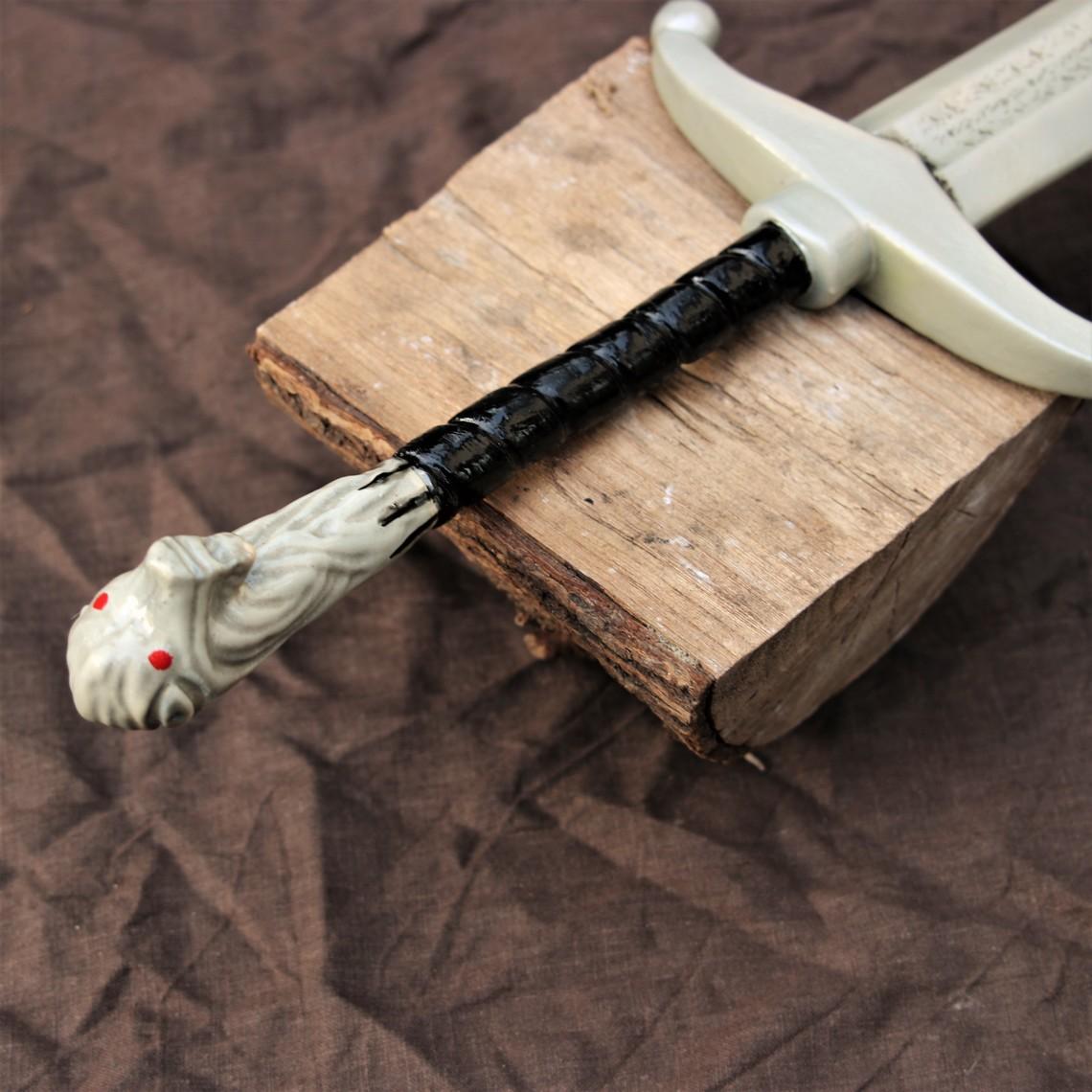 Windlass Steelcrafts Game of Thrones LARP Schwert Longclaw Jon Snow