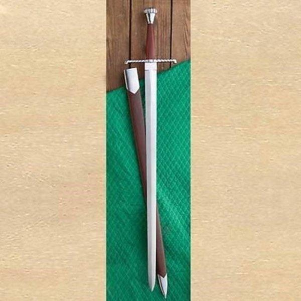Windlass Middeleeuws zwaard Duitsland 1400
