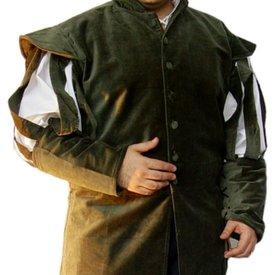 Leonardo Carbone Jack met open mouwen, groen
