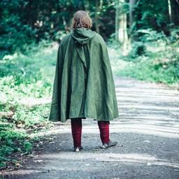 Płaszcz Milisant, zielony
