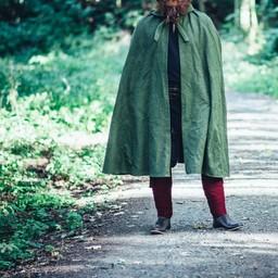 Cloak Milisant, green