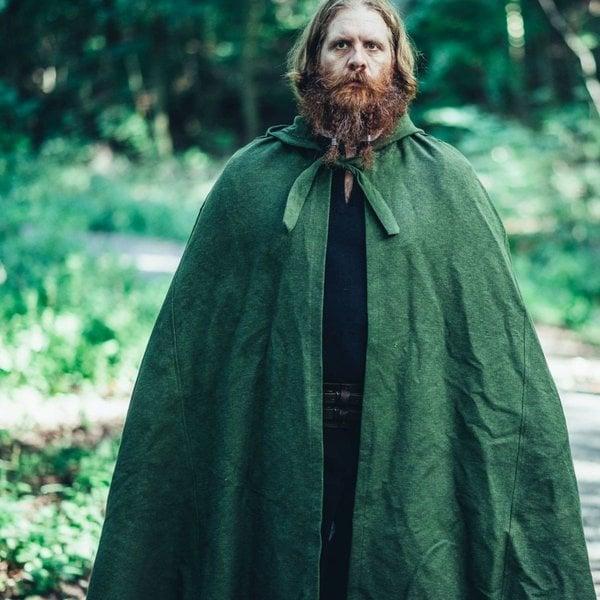 Mantello Milisant, verde