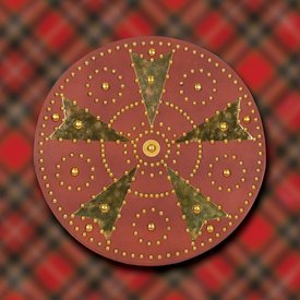 Windlass Schotse Highland targe