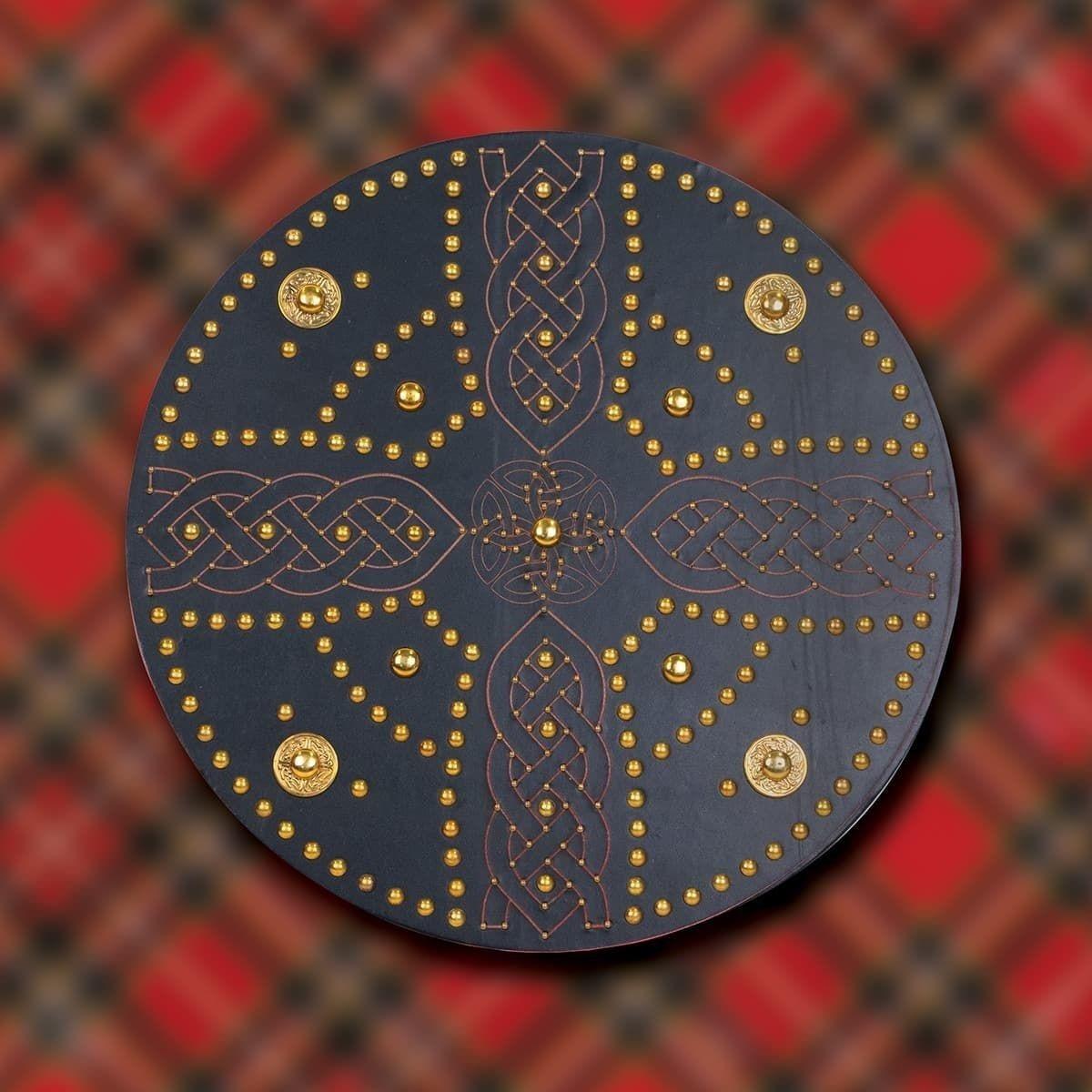 Highland scozzesi Targe con croce celtica