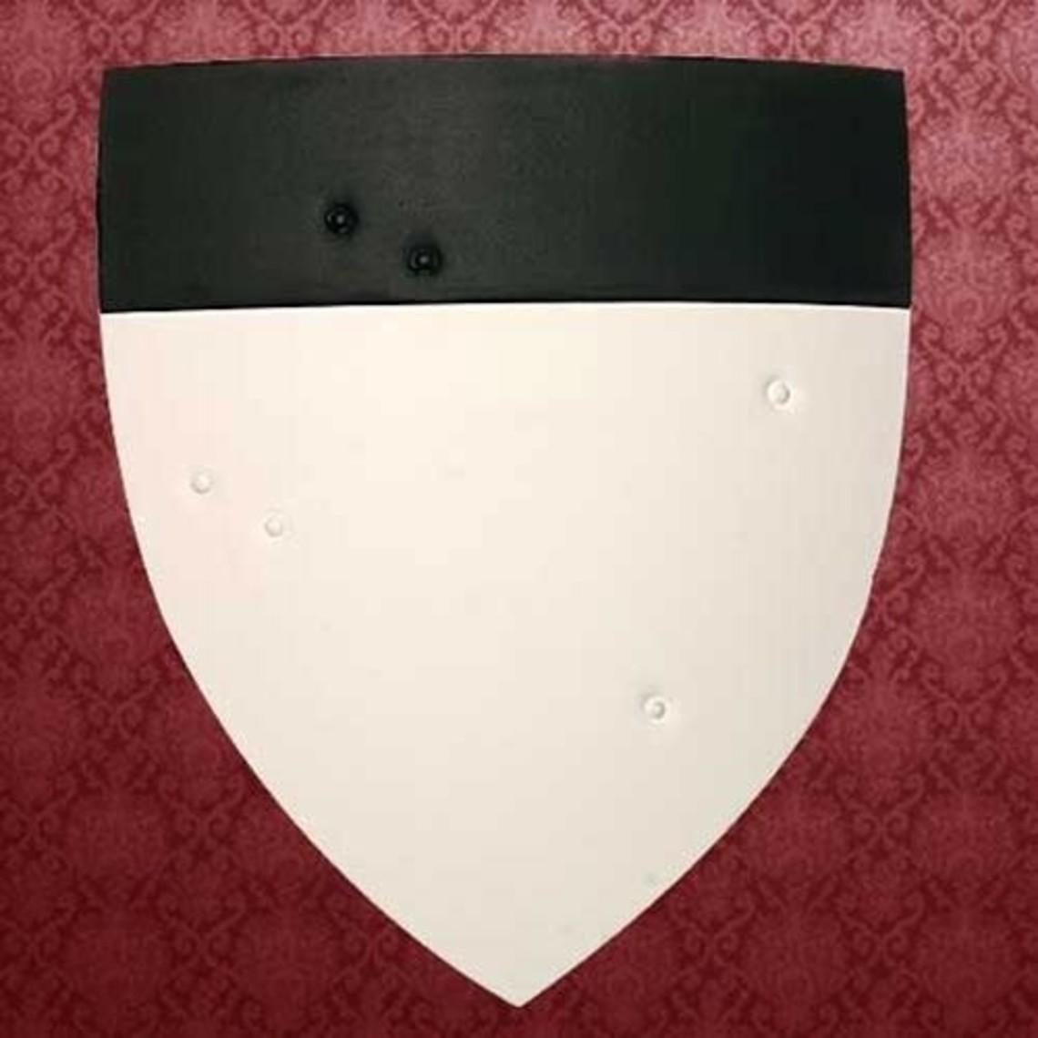 Windlass Steelcrafts escudo de caballero templario